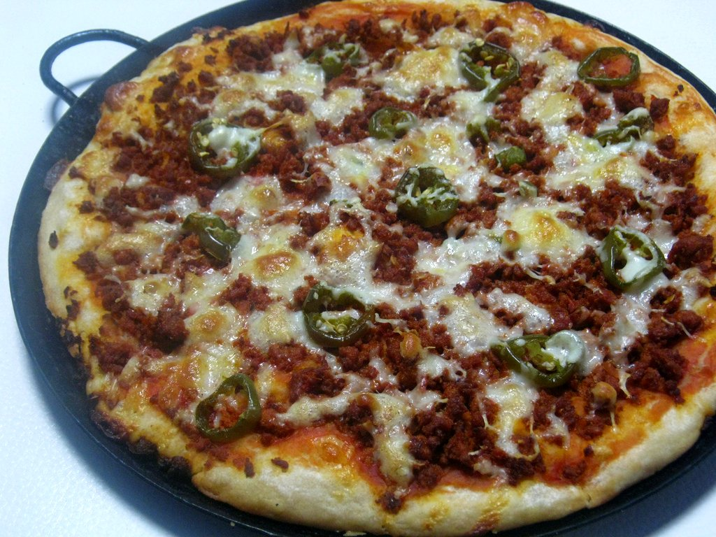 Mexican Pizza | leslie limon | Flickr