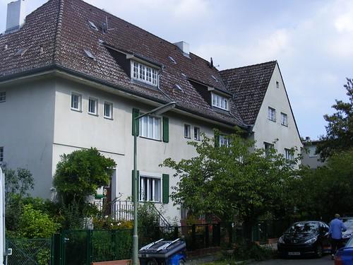 Haus berlin steglitz goebenstrasse berlin steglitz house