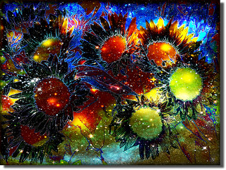 Cosmic Sunflowers | by Pifou 2010 :memorial group