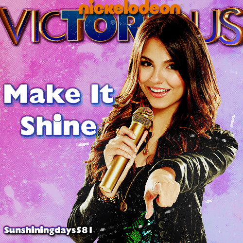 Make It Shine Cover I Have Recently Got My Hands On Some