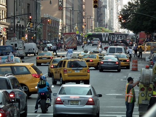 New York City Traffic | by EDrost88