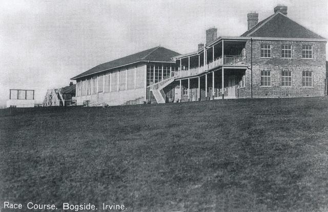 Irvine, Bogside Racecourse