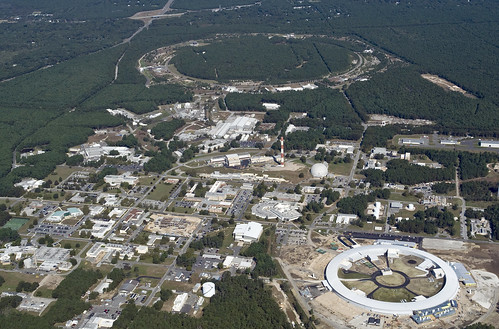 Aerial, Brookhaven National Laboratory | by Brookhaven National Laboratory