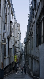 Alley in Shimbashi | by Rory Prior