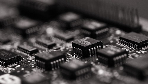 Circuit Board | by Josh Rokman