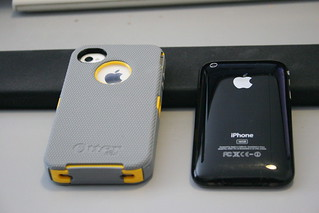 Otterbox Defender Vs Commuter >> iphone 4s otterbox defender size comparison 3 | IPhone 4s ...