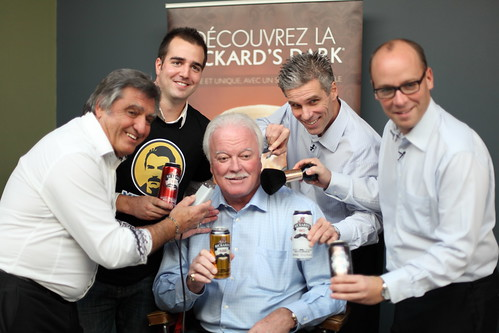 Yvon Maxime et RDS 2 | by Molson Coors Canada