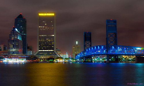 Jacksonville Night | by Dan Martinez Photography