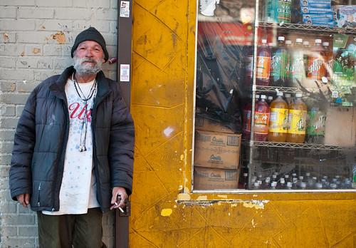 Luis:  Hunts Point, Bronx | by Chris Arnade