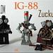 Bounty Hunters: IG-88, Zuckuss and 4-LOM