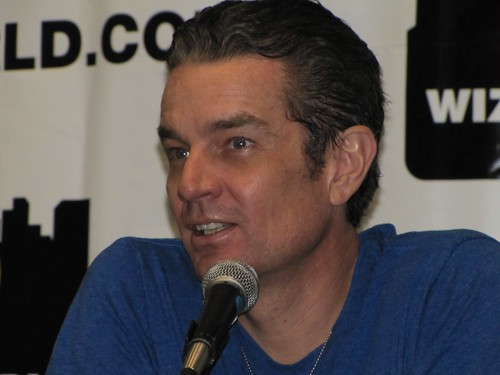 James Marsters and Juliet Landau at Austin Comic Con 2011 010 | by jennybaxter