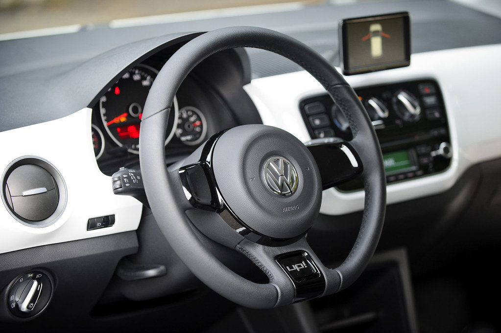 volkswagen up interieur by volkswagen nederland