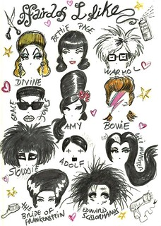 Hairdos I Like | by POP SYMBOLISM