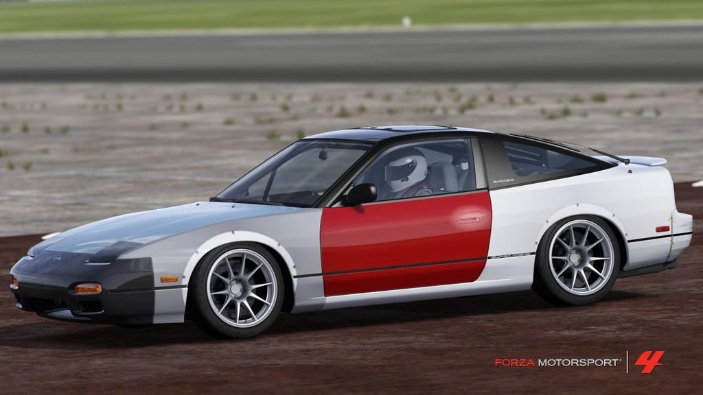 Nissan Silvia S13 240SX Drift | Nissan Silvia S13 240SX ...