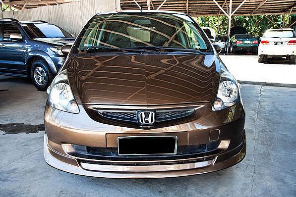 Cars For Sale In Cebu Honda Fit Brown For Sale In Cebu Flickr