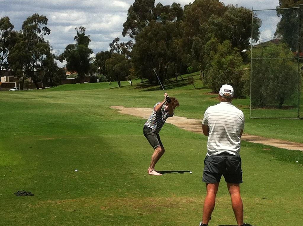 レッスンプロからゴルフを習うメリット
