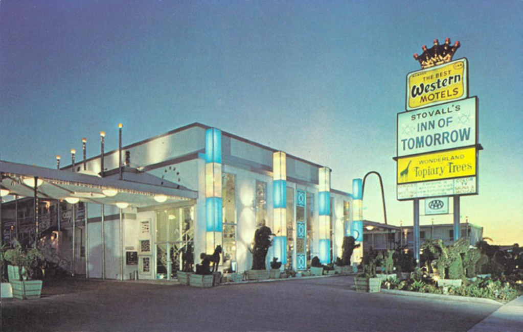 Inn of Tomorrow - Anaheim, California