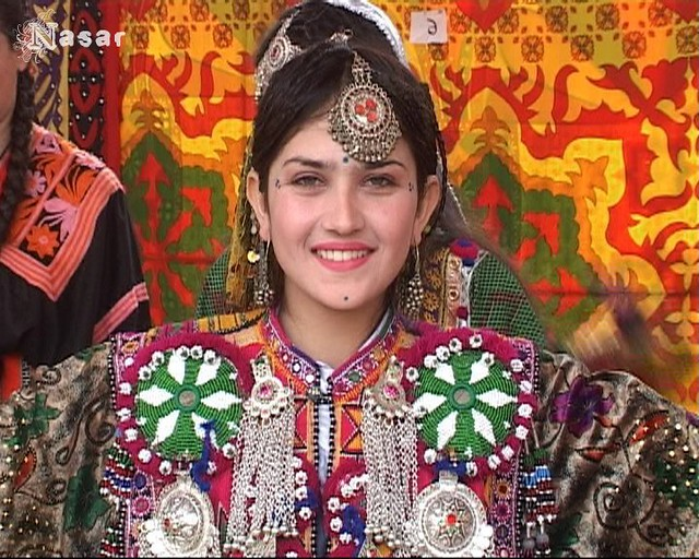 pashtun girl   university of peshawar flickr   photo
