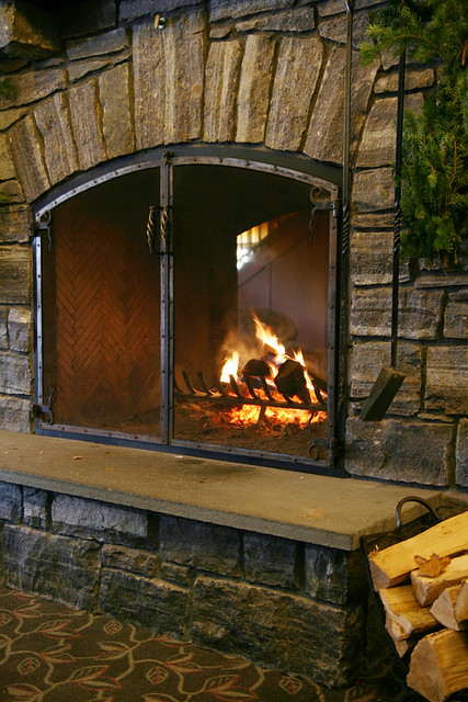 cultured fireplace surround and hearth flickr