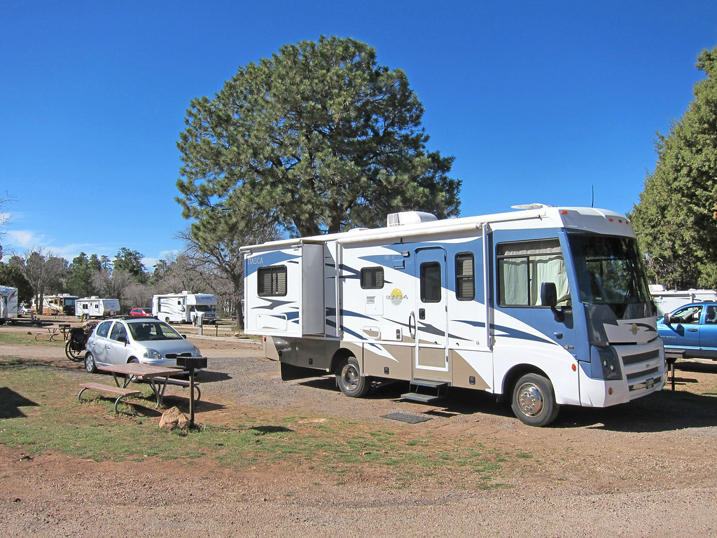 Grand Canyon National Park Trailer Village (South Rim) 2768