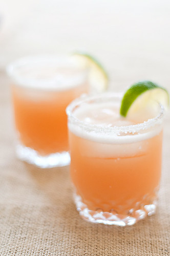 Pink grapefruit margaritas-3 | by acupofmai