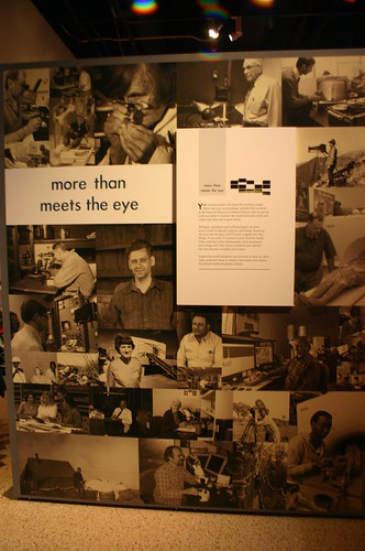 "Smithsonian ""More Than Meets the Eye"" Exhibit 