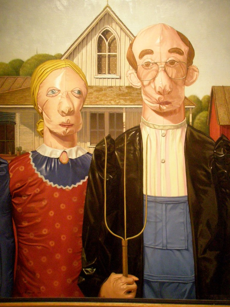 a correlation between american gothic by grant wood and walt disneys mulan Grant wood: grant wood, american painter who was one of the major exponents of midwestern regionalism, a movement the meaning of american gothic has been subjected to scrutiny since wood painted it was it meant to be an homage to the strong values in the midwest or was it a satire.