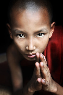 Monk Praying | by David_Lazar
