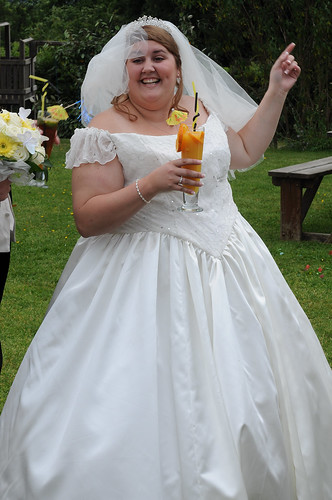 Here come the Fat Brides! | Flickr