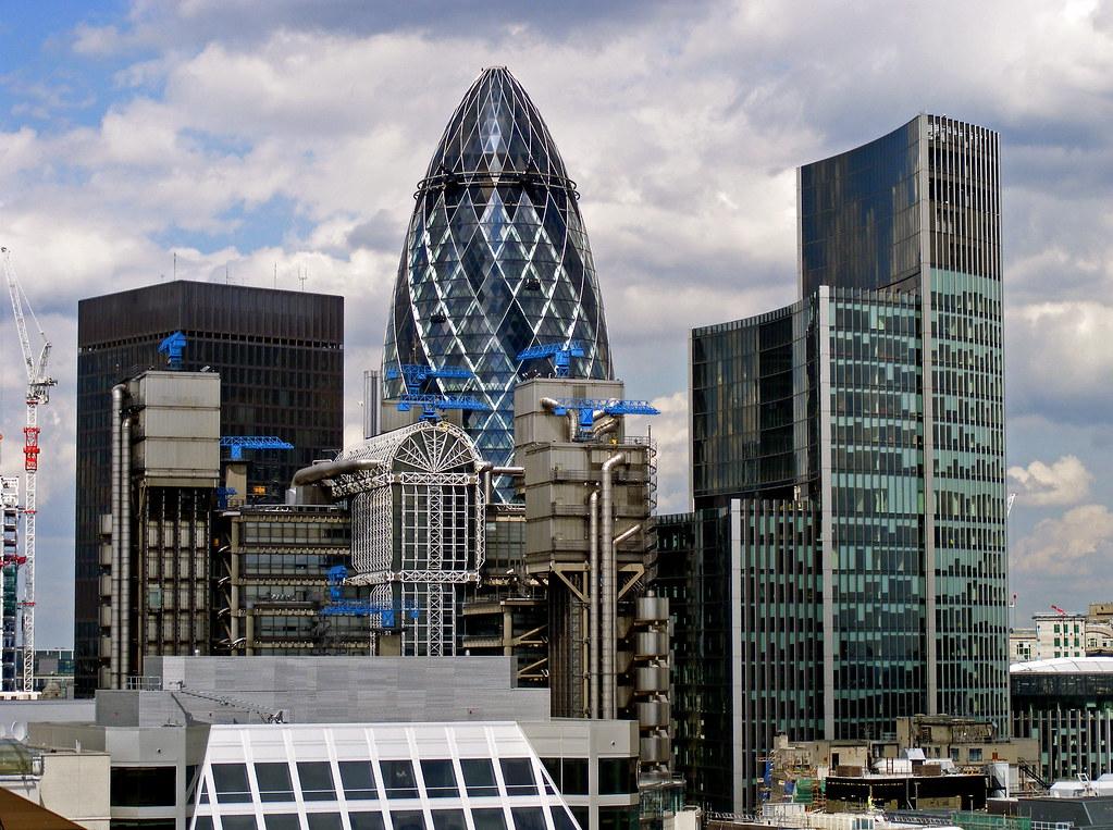 The Needle Building London