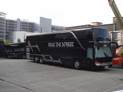 Bob Dylan Tour Bus