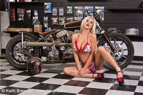 Custom Motorcycle Calendar