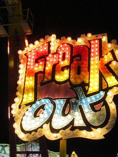 Freak Out sign | by moonlightbulb