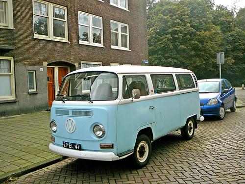 volkswagen t2 combi 1970 amsterdam willem schoutenstraa flickr. Black Bedroom Furniture Sets. Home Design Ideas