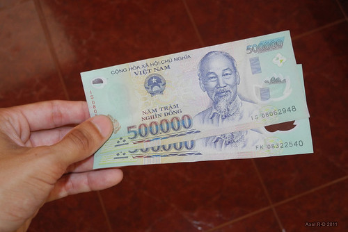 Easy to be millionnaire in Vietnam | by -AX-