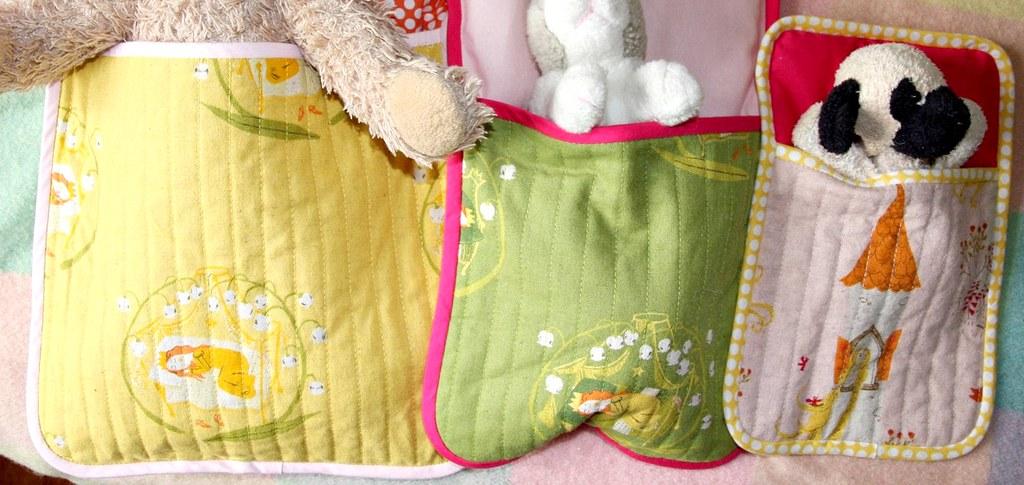 Stuffed Animal Sleeping Bags From The Flossie Teacakes Pat Flickr