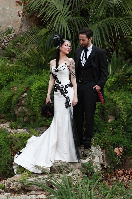 Gothic Wedding Decoration Ideas
