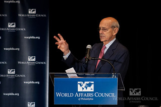 The World Affairs Council presents Supreme Court Justice Stephen G. Breyer | by World Affairs Council of Philadelphia