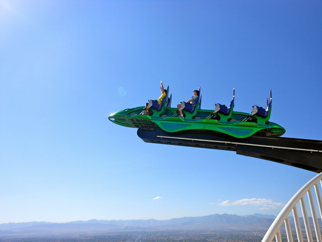 X-Scream - The Stratosphere | Flickr - Photo Sharing!
