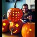 proud as pumpkins