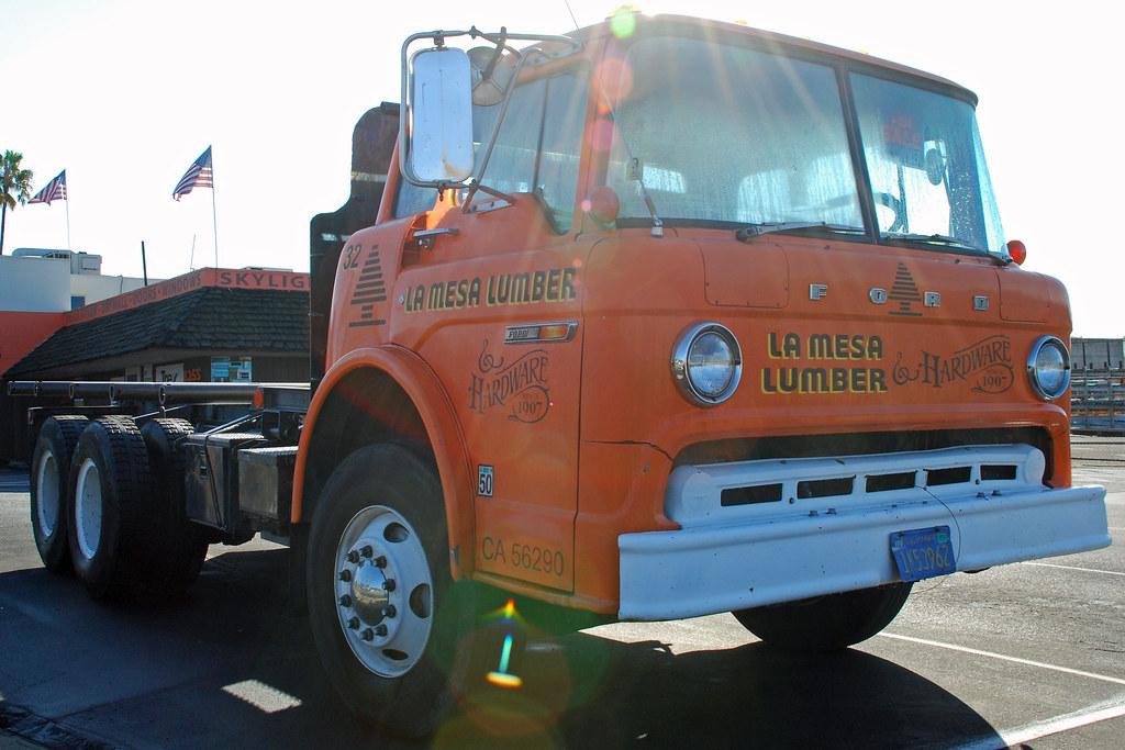 La Mesa Ford >> La Mesa Lumber | Ford C-Series. For sale, I wish I could