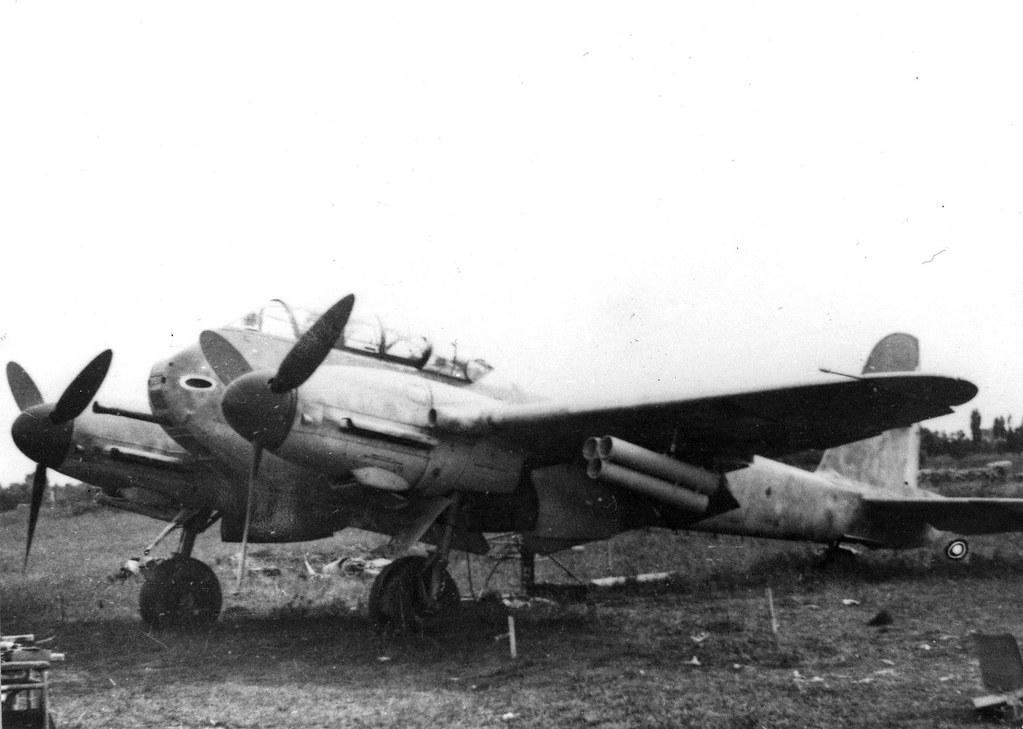 Messerschmitt Me 210 | kitchener.lord | Flickr