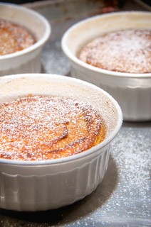 Pumpkin Pie Soufflé | by djwtwo