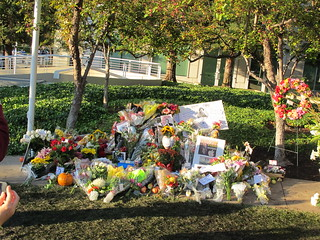Steve Jobs Memorial | by KebinH
