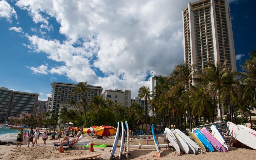 Kuhio Beach Park Honolulu Hi