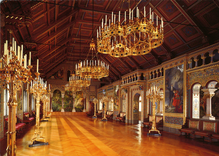 German Rooms Of The House