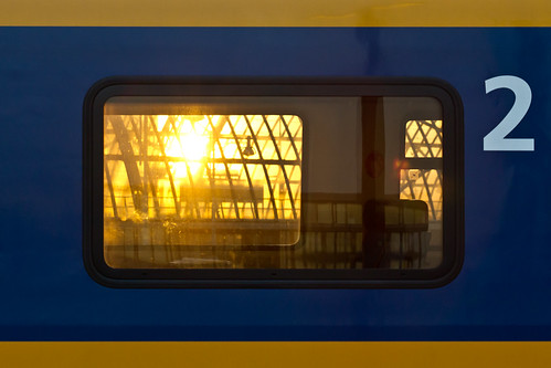 2nd Class Sunset | by Wouter Rietberg