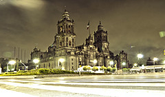 catedral at night!