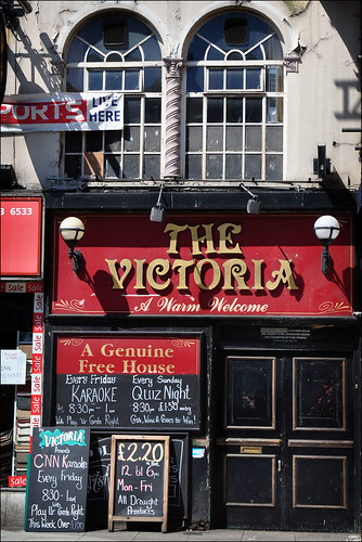 The Victoria, Walthamstow | by Images George Rex
