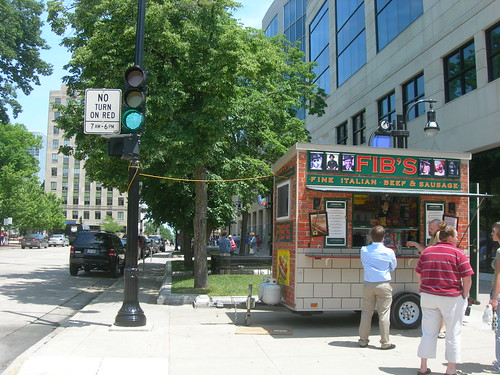 Madison Food Carts Schedule